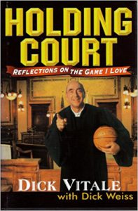 Book Cover: Holding Court: Reflections on the Game I Love