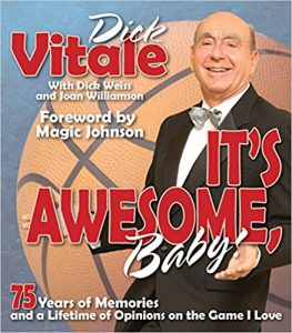 Book Cover: It's Awesome, Baby!: 75 Years of Memories and a Lifetime of Opinions on the Game I Love