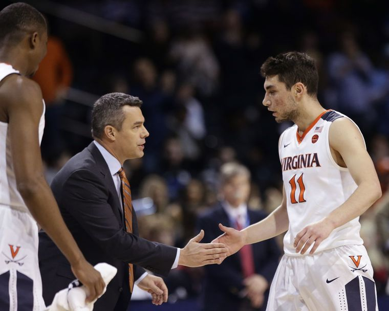 Virginia looks like Final Four team after ACC tourney win ...